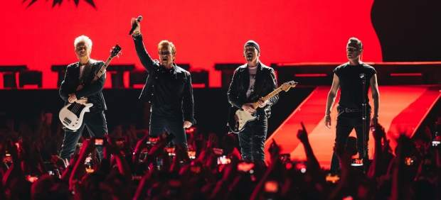 U2 en The Joshua Tree Tour