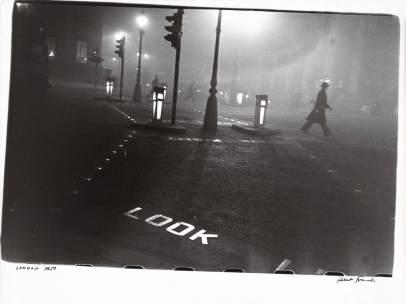 Look, London. 1950