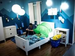 Los habitantes de Shangai duermen en Ikea.