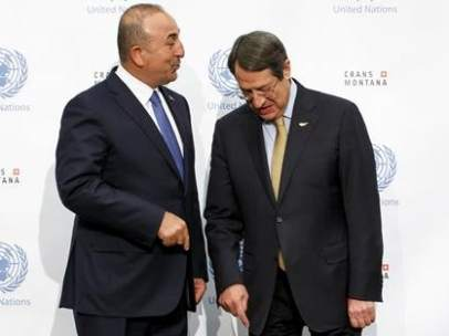 Cumbre sobre la reunificación de Chipre