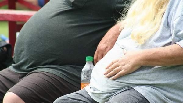 Obesos, obesidad