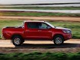 Ejemplo de 'pick up': Toyota Hilux
