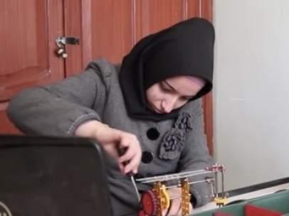 Robot afgano