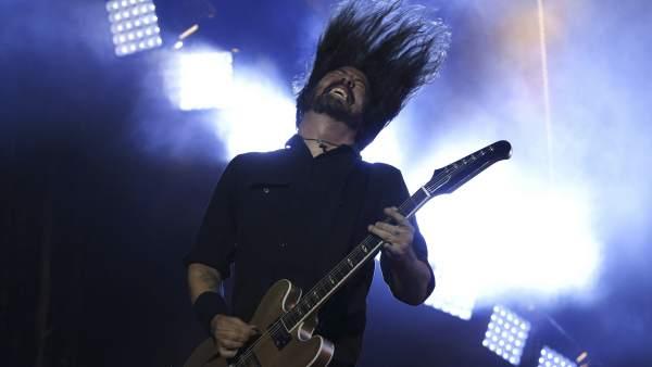 Foo Fighters en el Mad Cool