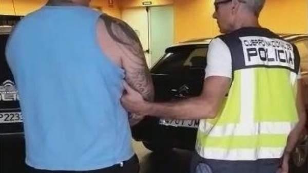 Detinguts a Alacant tres fugitius en 72 hores reclamats per diferents països