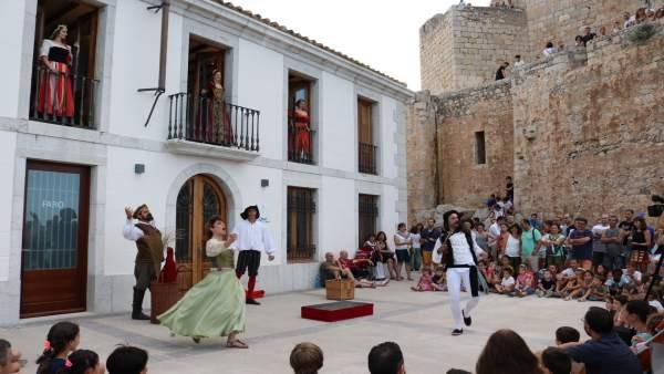 El XX Festival de Teatre Clàssic del Castell de Peníscola alça el teló de la seua programació amb 'Otelo'