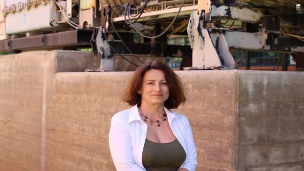 Vasiliki Mitsou. Científica Titular CSIC en el Instituto de Física Corpuscular