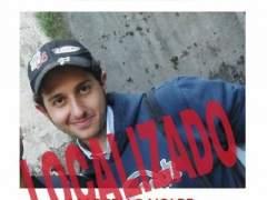 Imagen del desaparecido localizado Marcello Volpe