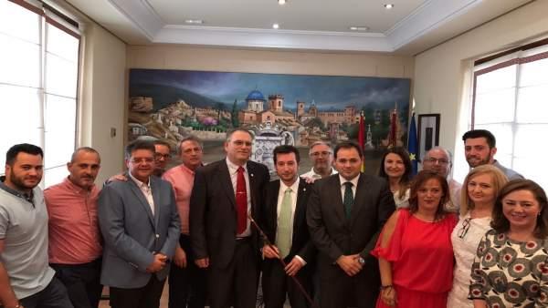 Nuevo alcalde de Caudete