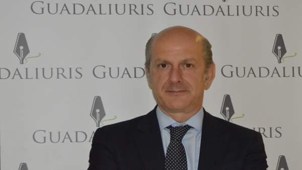 El letrado Miguel Cuéllar