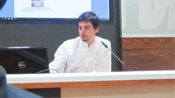 El Concejal Ignacio Fernández Del Páramo