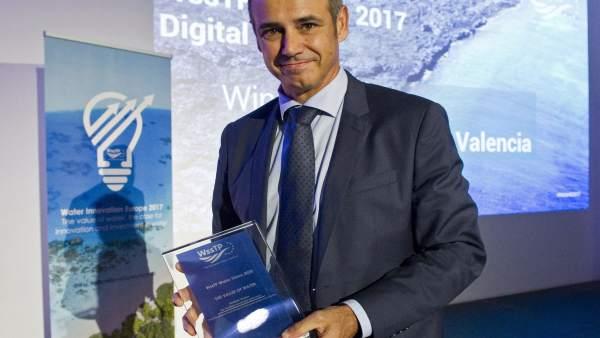 Dionisio García Comín, CEO de Global Omnium
