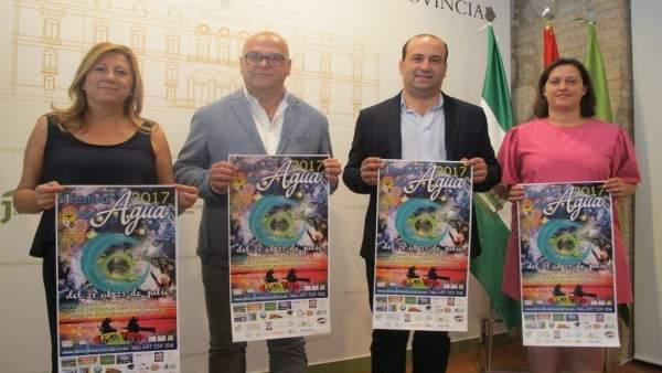 Presentación del I Festival del Agua de Pozo Alcón