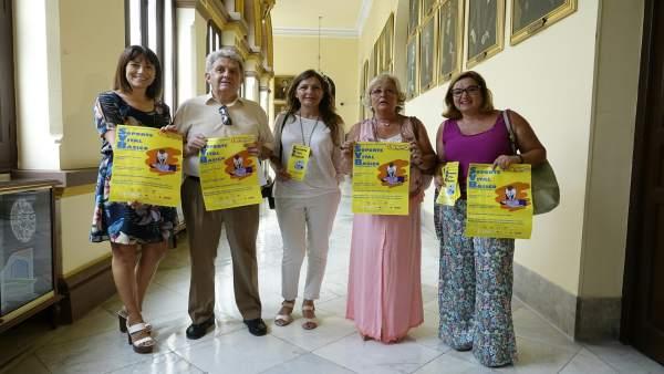 Soporte vital básico porras sarabia málaga ayuntamiento