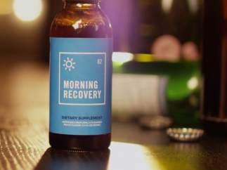 Morning Recovery, la bebida que cura la resaca