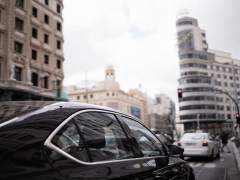 Coche de Uber