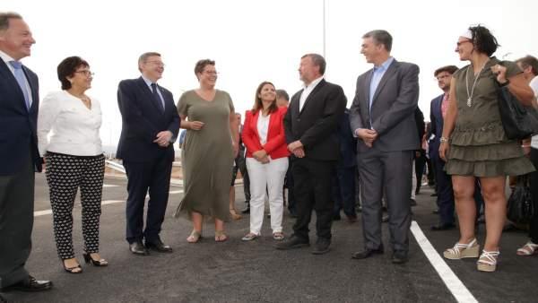 Puig anuncia la decisió del Consell d'escometre la segona fase de Parc Sagunt