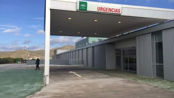 Urgencias hospital chare valle del guadalhorce málaga sanidad salud