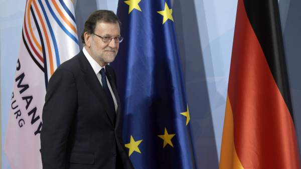 Rajoy en la cumbre del G-20