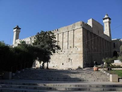 Tumba de los Patriarcas de Hebrón