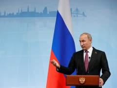 """Putin achaca las nuevas sanciones de EE UU a una """"histeria antirrusa"""""""