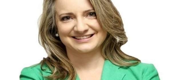 La escritora Catarina Valdés