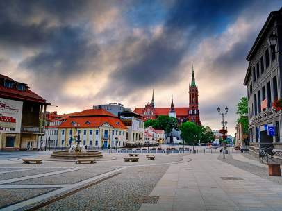 Białystok, Polonia