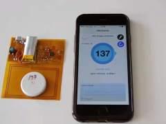 Sistema de monitorización continuo de niveles de glucosa