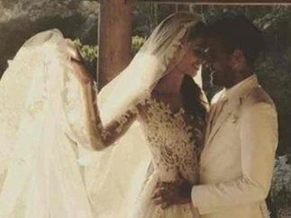 Dani Alves y Joana Sanz se casan en secreto