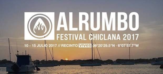 Cartel Alrumbo Festival Chiclana 2017