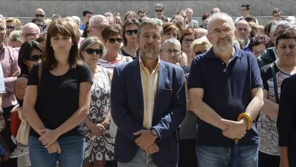 Niña asesinada en Sabiñánigo