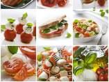 Receta de ensalada caprese