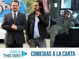 Walk This Way lanza comedias a la carta