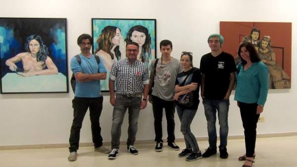 Merino, Valverde y algunos jóvenes artistas hacen balance de Artefacto