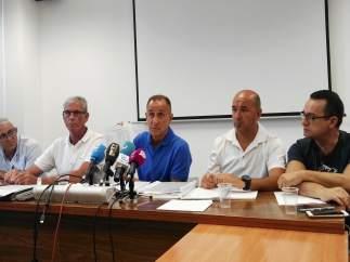 Belmonte. Comité de empresa de Limasa