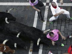 En la cara del toro