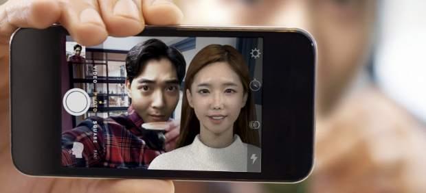 'With me', la aplicación que te permite interactuar con el avatar desde una foto