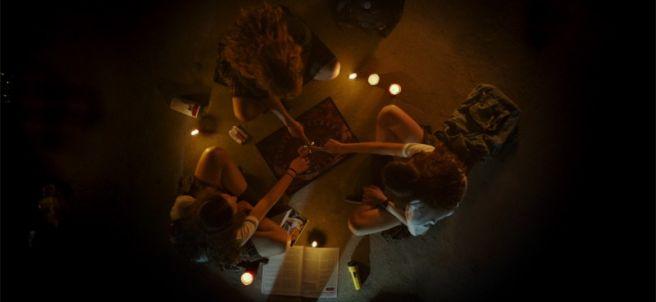Ouija en 'Verónica'