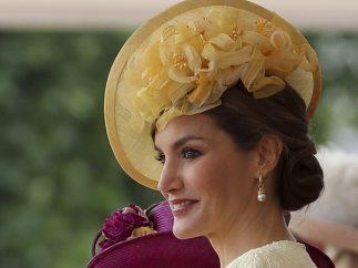 Detalle del sombrero