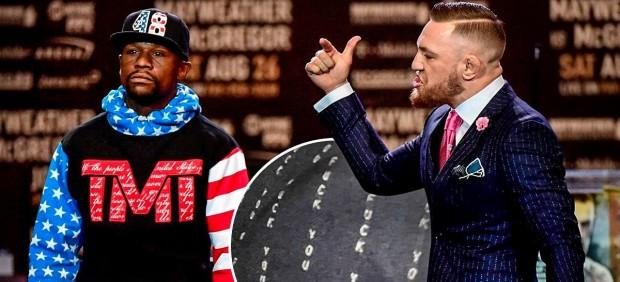 Mayweather no tiene piedad: quiere pelear de nuevo contra McGregor