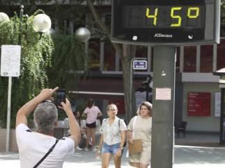 Calor en Ciudad Real