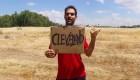 Calderón hace autostop 'Despacito' por su Villanovense
