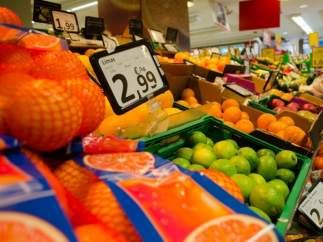 El IPC interanual se mantiene en el 1,5% en julio por la estabilidad de los precios de los alimentos