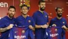 """Messi: """"Tengo muchas ganas de empezar a entrenar"""""""