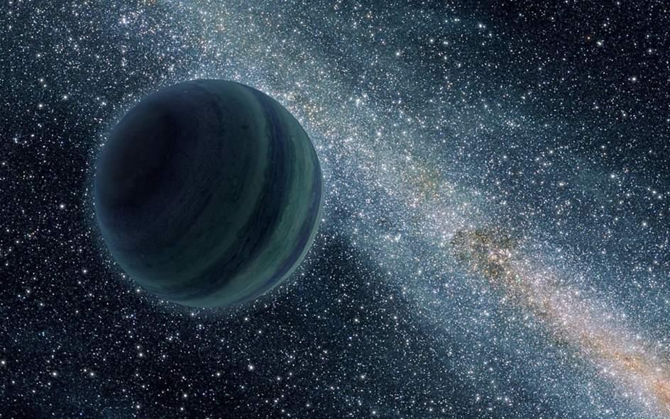 Resultado de imagen de Signos de la existencia del planeta nueve
