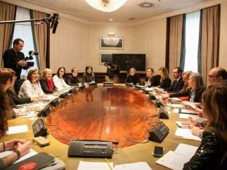 El Congreso pacta 200 medidas por 1.000 millones de euros contra la violencia machista