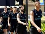 Primeros entrenamientos del Real Madrid antes de la International Champions Cup