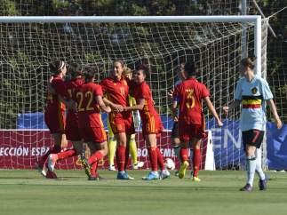 Selección femenina España