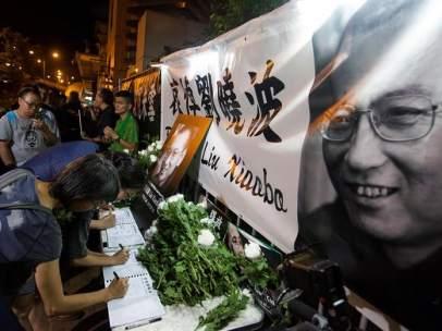 Muerte de Liu Xiaobo