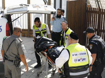 Tres muertos en un tiroteo en Jerusalén